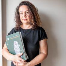 Knygos apie Lietuvos istoriją dailėje autorė: jaučiausi atrandanti naujų žemių