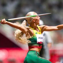 Tokijo olimpinių žaidynių debiutantų nuotaikos – skirtingos, bet ne niūrios