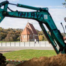 Archeologų aptikti radiniai liudija: Zapyškio istoriją teks perrašyti