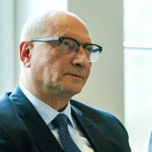 R. Butautas sieks perimti Lietuvos krepšinio federacijos vairą