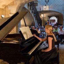 Pianistės: sunkiausia būnant muziku – dvikova su savimi