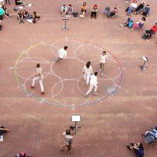 """Festivalyje """"ConTempo"""" – katalonų choreografo kūrinys """"Orbes"""", tyrinėjantis atsitiktinumą"""