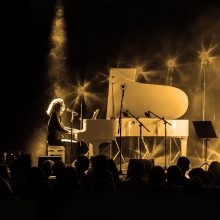 Kauno filharmonijoje – A. Orlova ir violončelė