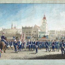 Valdovų rūmų muziejuje – paroda: pristatomas 1791 metų konstitucijos originalas