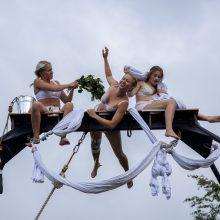 """Festivalis """"Helium"""": dėmesys šiuolaikinio cirko Baltijos šalių kūrėjams"""