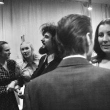 Kauno menininkų namai 1970 metais: bohemos siautulys ir budri KGB akis
