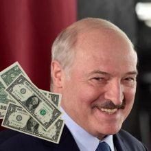 Įvertino milijardinę Tarptautinio valiutos fondo paramą Baltarusijai: stipru
