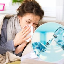 Pasiskiepiję nuo koronaviruso, kai kurie nežada skiepytis nuo gripo: laukia dar vienas protrūkis?
