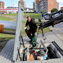 Klaipėdos miestas ruošiasi nurašyti skolas