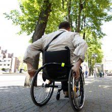 Klaipėdos miesto savivaldybė paskirstė pinigus neįgaliųjų projektams