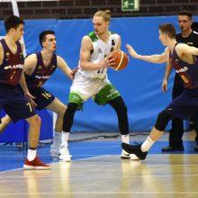 Klaipėdoje - krepšinio bendruomenės finalinė dvikova