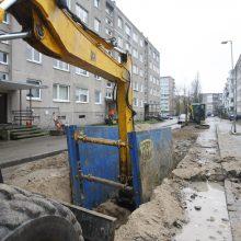 Debreceno gatvėje – darbai: purve braidyti neteks?