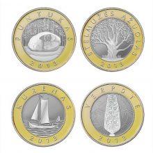Sulauksime Jūros šventės proginių monetų