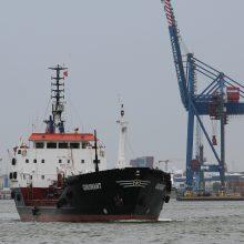 """Įpareigojimas uoste – ne tik """"švaresni"""" laivai"""
