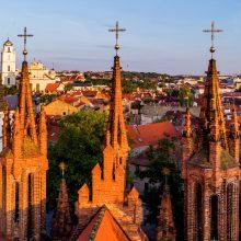 Paaiškėjo, kas už 1 mln. eurų reklamuos keliones po Lietuvą