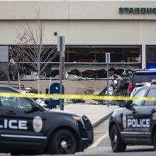 JAV parduotuvėje – kruvinos šaudynės: žuvo mažiausiai 10 žmonių