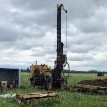 Geologijos tarnyba pradėjo tyrimus arseno kilmei vandenyje nustatyti