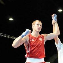 Favoritai pateko į Lietuvos bokso čempionato finalus