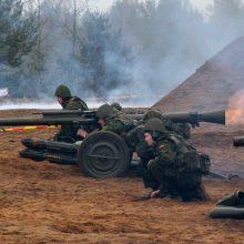 Nuspręsta naujo kariuomenės poligono nekurti: plės senąjį Rūdninkuose