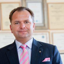 Išrinktas naujas Nacionalinio vėžio instituto direktorius