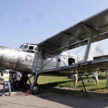Vilniaus rajone nukrito lėktuvas: žuvo garsus skraidymo meistras