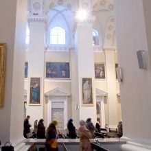 Lietuvos bažnyčiose viešos pamaldos nevyks iki sausio 10-osios