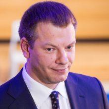 Opozicija kviečia V. Šapoką paaiškinti situaciją dėl biudžeto projekto