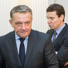 E. Masiulis neslėpė: su R. Kurlianskiu kalbėjo apie Ministrų kabineto sudėtį
