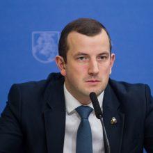 V. Sinkevičius: Vilniui gali tekti grąžinti 30 mln. eurų ES paramos