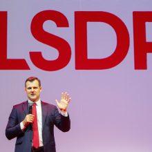 Politologė: G. Palucko pralaimėjimas – blogas signalas socialdemokratams