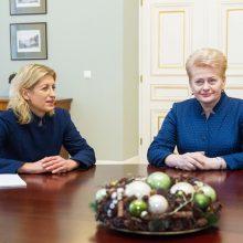 Atleidžiama kultūros ministrė: dirbti su S. Skverneliu nebeleistų savigarba