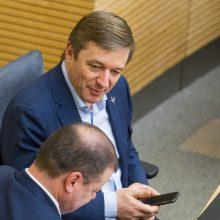 Derybos dėl koalicijos persikelia į Vyriausybę: tarsis dėl finansų
