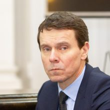 Teismas vėl atsisakė priimti R. Kurlianskio skundą