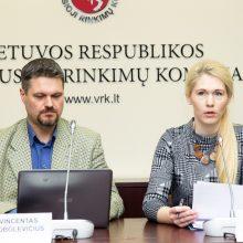 VRK panaikino dar trijų kandidatų teisinę neliečiamybę