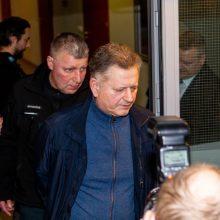 Seimo komitetas pritaria V. Bavėjano atleidimui iš Apeliacinio teismo
