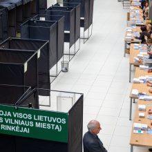 Dar 16 naujai išrinktų politikų atsisakė mandatų