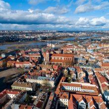 Bus kuriamas filmas apie išskirtinę Kauno tarpukario architektūrą
