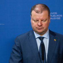 Viruso krizės valdymą perima specialus komitetas: jam vadovaus premjeras