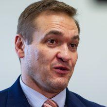 Buvęs ministras E. Misiūnas paskirtas R. Karoblio patarėju