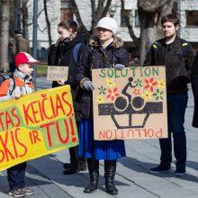 Lietuvoje prasideda Klimato kaitos savaitė