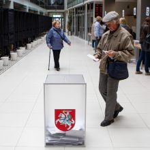 Naujovės: balsuoti iš anksto bus galima Lukiškių aikštėje, Kaune – rotušėje