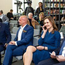 Kaune – Liberalų sąjūdžio suvažiavimas: paaiškės partijos pirmininkė