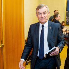 V. Pranckietis: ne pirmą kartą surinkti parašai dėl mano atleidimo