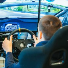 """Paroda """"Auto Bazar"""" – akis paganyti ir automobilius išbandyti"""