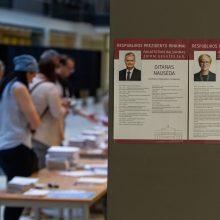 Alytaus rinkimų apylinkėje beveik pusė komisijos narių buvo neblaivūs
