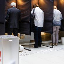 Rinkimai į Seimą: Lietuvoje draudžiama rinkimų agitacija