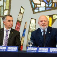 E. Gentvilas: išsklaidėme abejones dėl išlikimo nacionaline partija