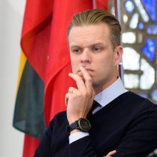 G. Landsbergis partijos kaltės dėl I. Šimonytės pralaimėjimo nemato