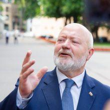 """E. Gentvilas: šie Seimo rinkimai """"valstiečiams"""" bus paskutiniai"""