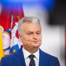 G. Nausėda susitiks su kultūros ir susisiekimo ministrais